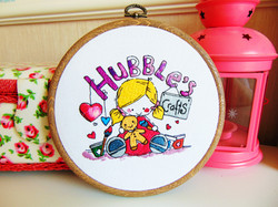 Logo - Hubbles Crafts 8
