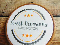 Logo - Sweet Occasions Darlington 4