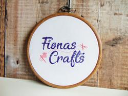 Logo - Fiona's Crafts 2