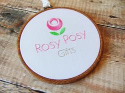 Logo - Rosy Posy Gifts 2