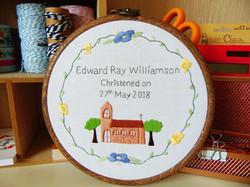 Sarah Williamson order May 2018 1