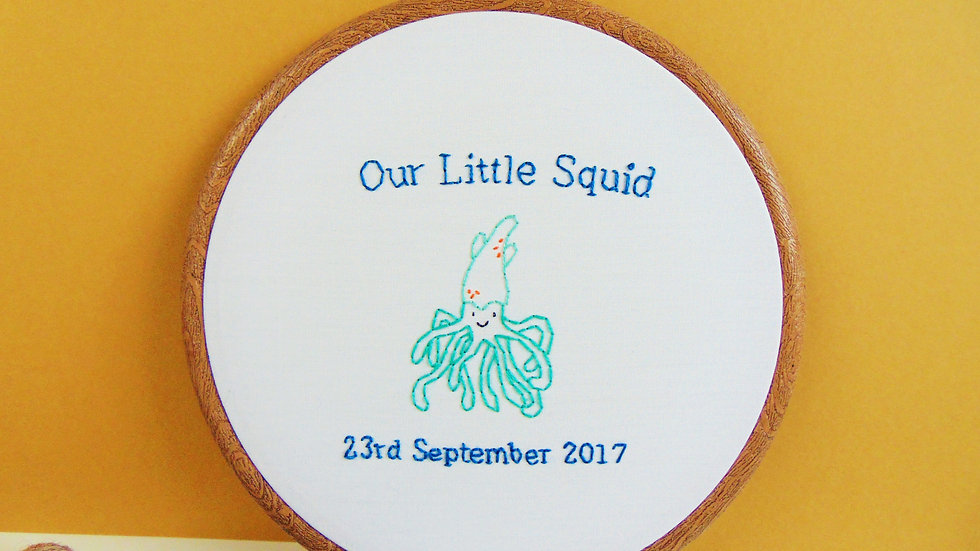 Our Little Squid