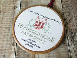 Nursery Logo - Heathfield House 1