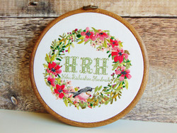 Logo - Helen Richardson Handmade 1