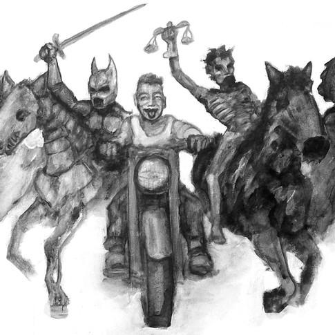 The Four Horsemen and Doug
