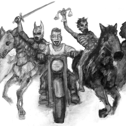 The Four Horsemen and Doug