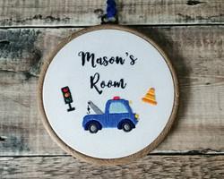 Truck - Mason's Room 1