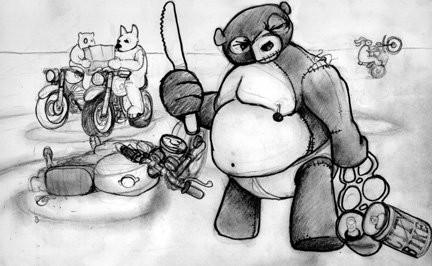 Hoochie Bear