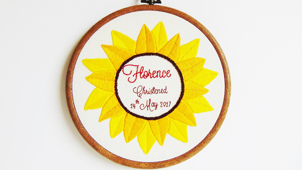 Sunflower of Happiness