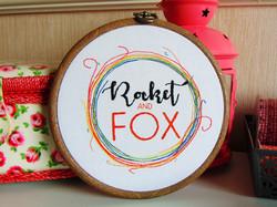 Logo - Rocket and Fox 1