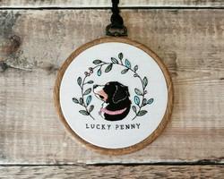 Logo - Lucky Penny Petwear 2
