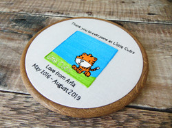 Nursery Logo - Little Cubs 2