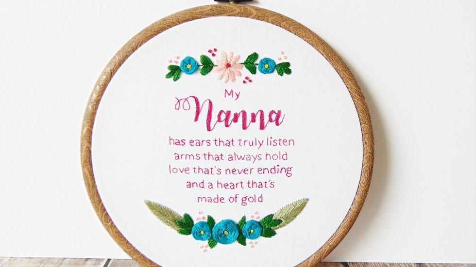 My Nanna...