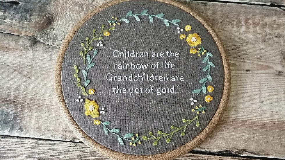 Grandchildren / Pot of Gold