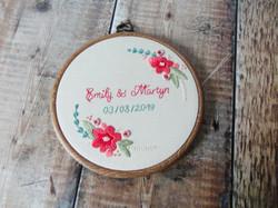 Wedding Date - Emily & Martyn 2