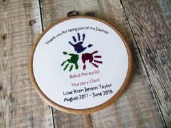 Nursery Logo - Jenson Taylor Baird Memor