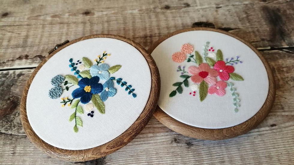 Floral Mini's