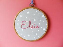 Name Stars - Elsie 1