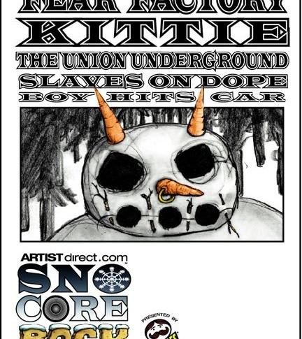 Sno-Core Rock