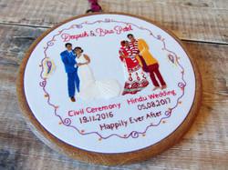 Bina & Deepesh Patel 9