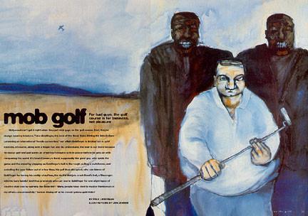 Mob Golf
