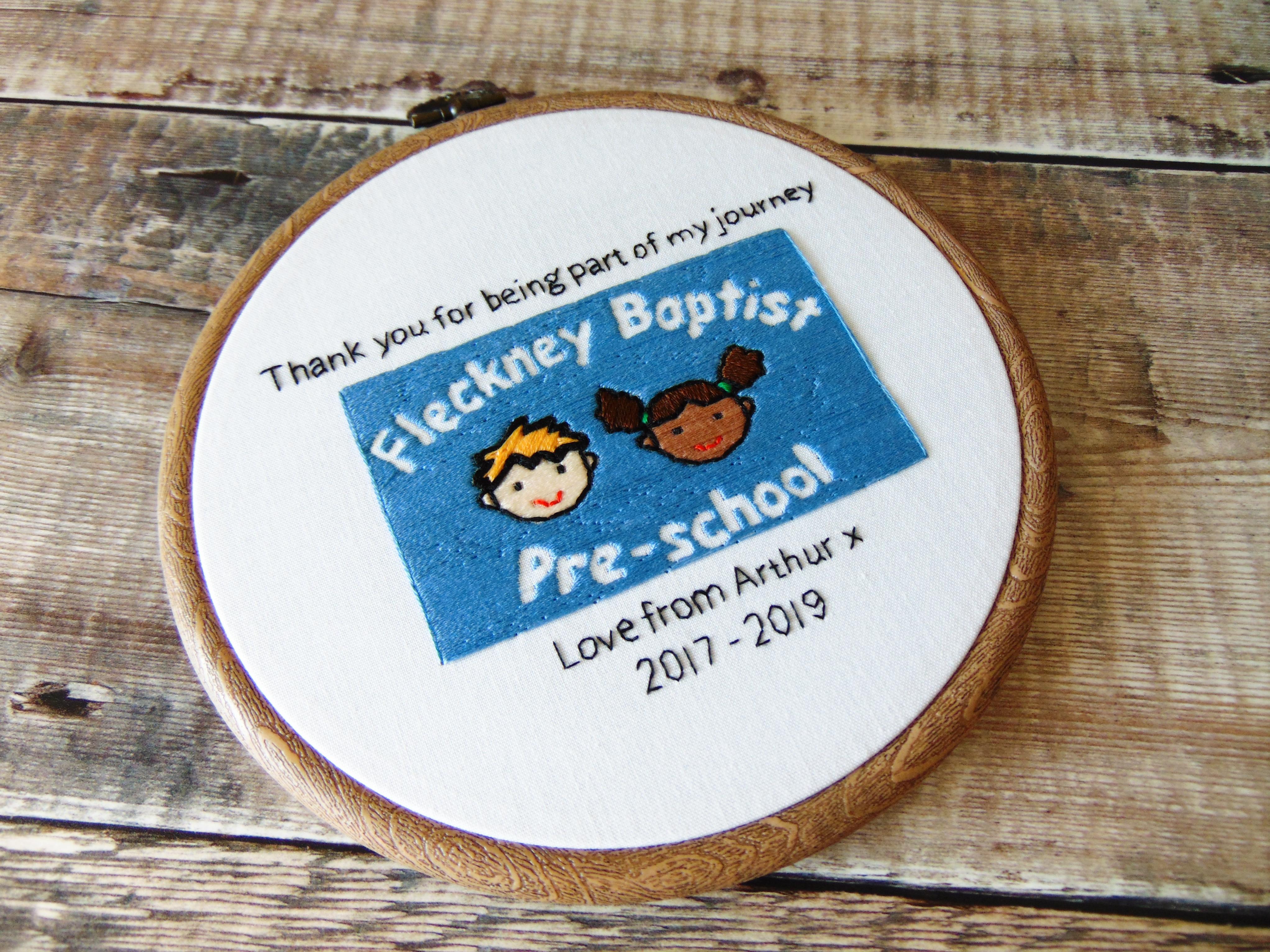 Nursery Logo - Fleckney Baptist 2