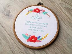 To The World Mum 2