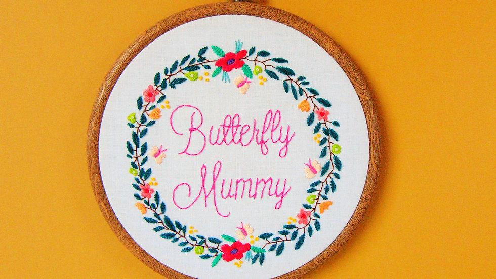 Butterfly Mummy
