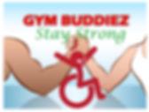 The Gym Buddiez Logo
