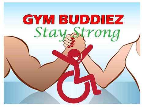 The Gym Buddiez Logo