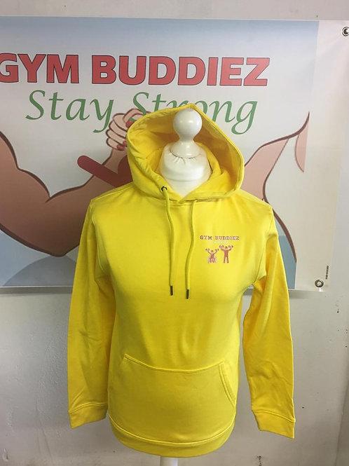 The Gym Buddiez Hoodie