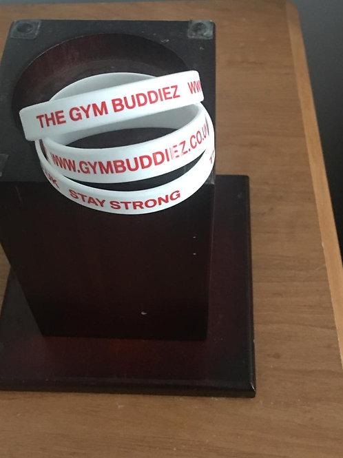 The Gym Buddiez Wristband