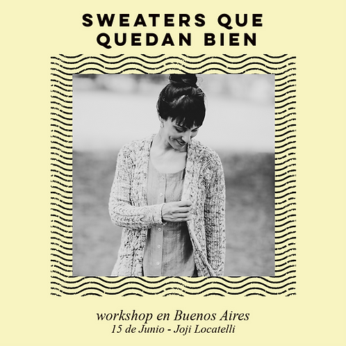 Clase: Sweaters que quedan bien