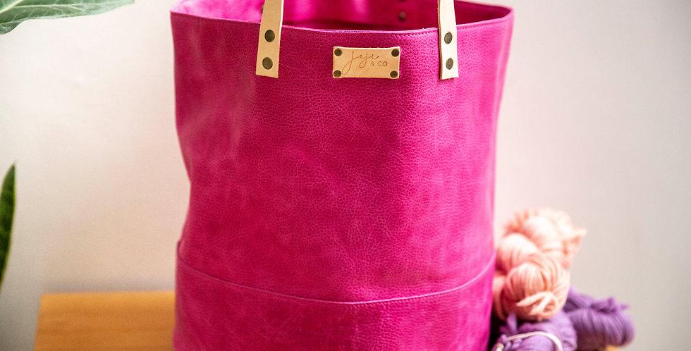 XL PAMPA bucket | Hot Pink