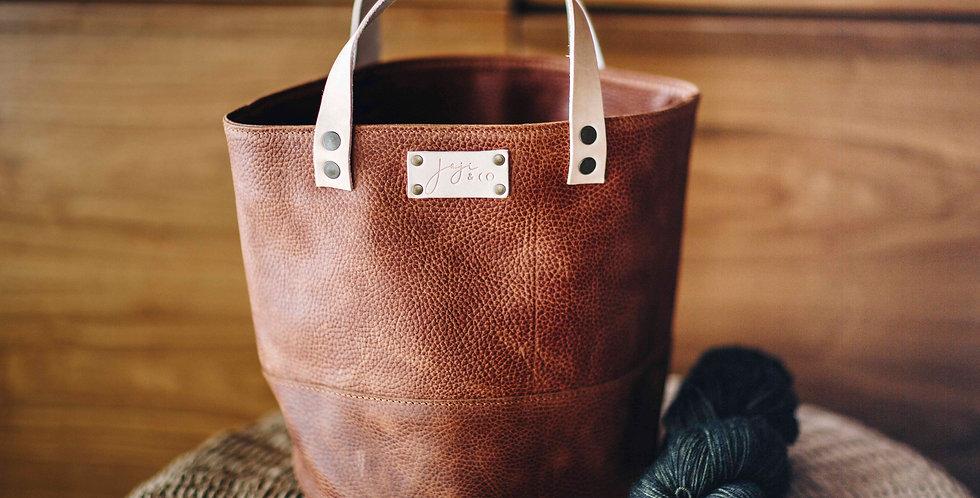 PAMPA bucket Brown