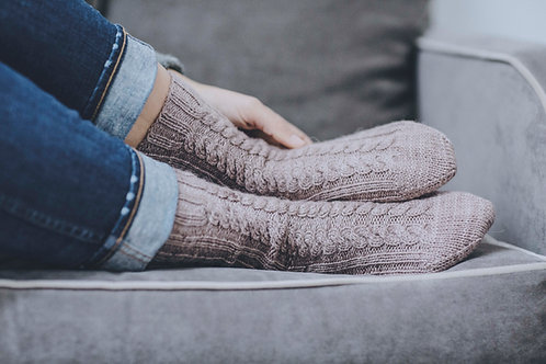 Simple Cozy Socks