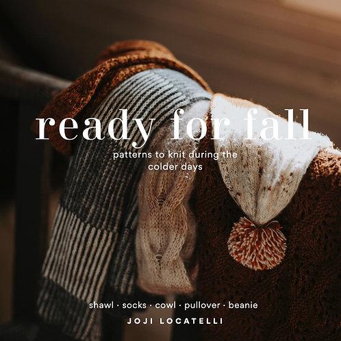 Ready for Fall e-book