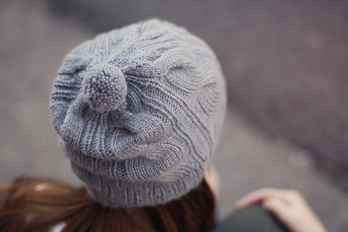 Cozy Head, Happy Head Pattern