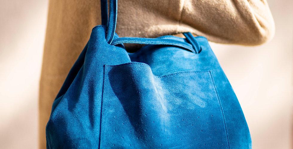 XL HOBO Bag   Pacific Blue