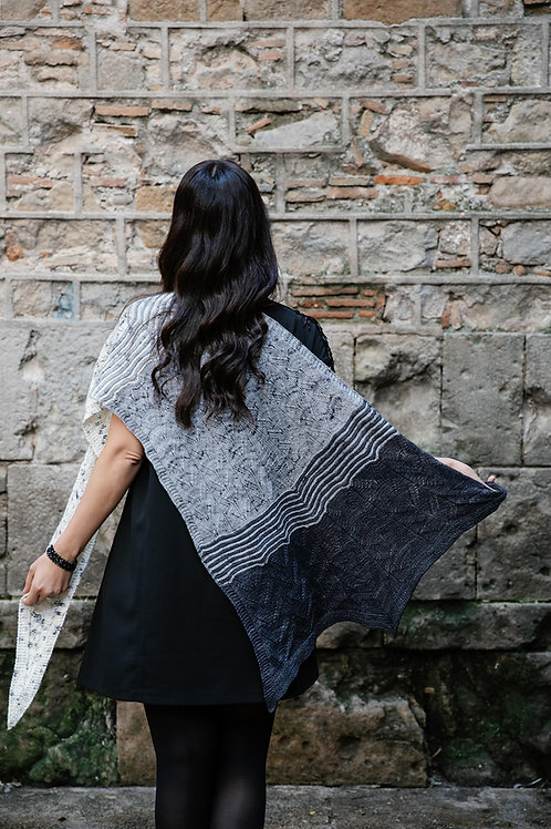 Evolve Shawl