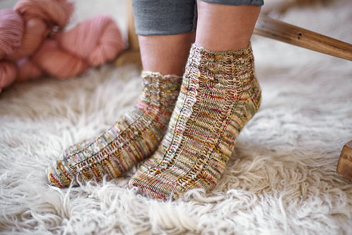 Flora Socks