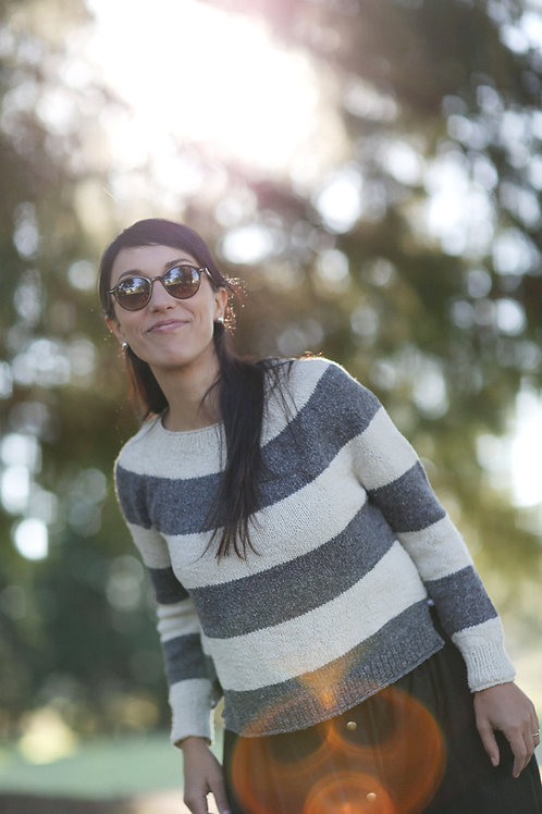 Super Simple Summer Sweater