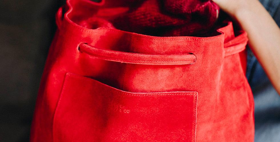 XL HOBO Bag | Red