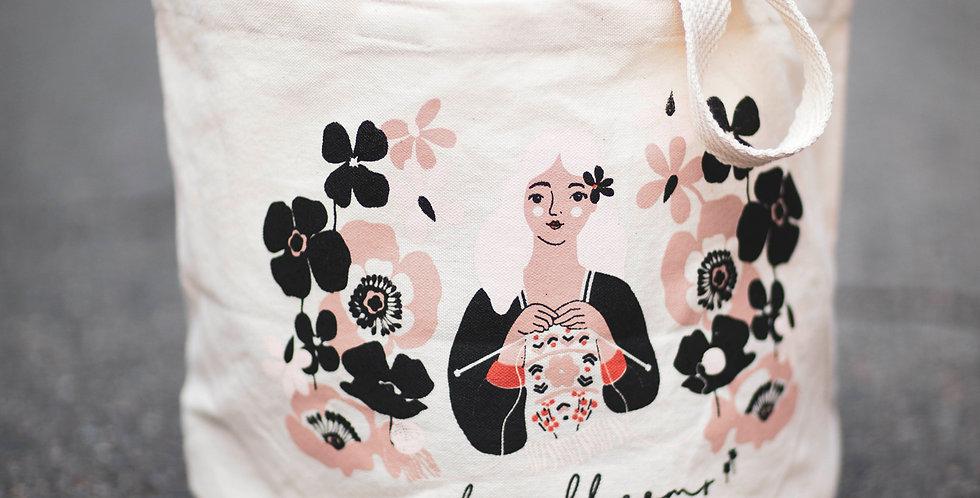 CANVAS PAMPA - Woolen Blooms