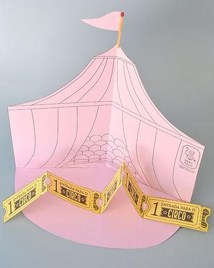 circo ingresso