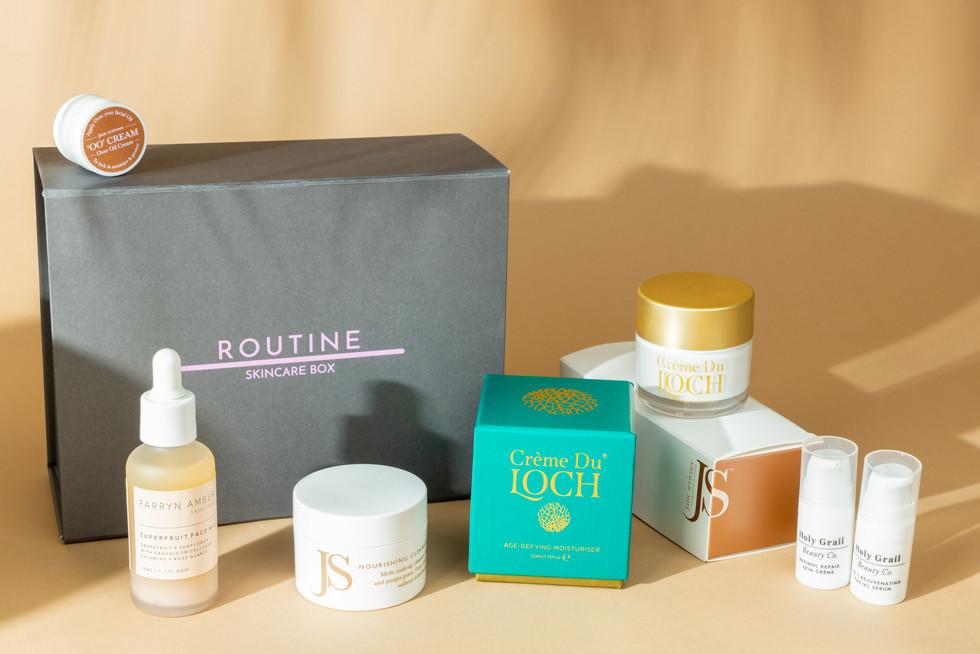 Routine Skincare Box - Enhance