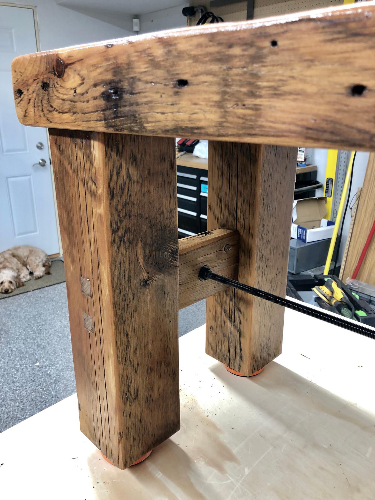 Miraculous Barn Beam Bench Ibusinesslaw Wood Chair Design Ideas Ibusinesslaworg