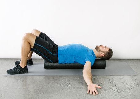 Narrowing in on tight, sore areas of your upper and lower back