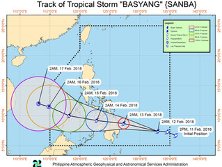 Typhoon Basyang, Aid for the Philippines
