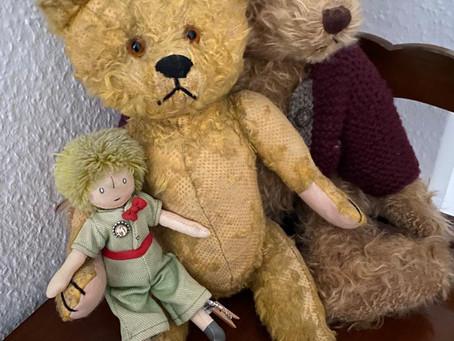 Der kleine Prinz und mein alter Bär!